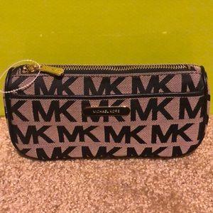 Michael Kors Black Cosmetic Bag